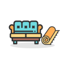 Sofa & Carpet Dry Clean
