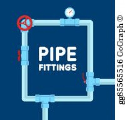 Gas pipe line installation